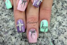 Nail Trends / by Deatra Gremaux
