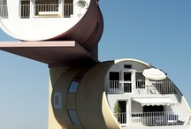 Architecture / by Noriko Kitahara
