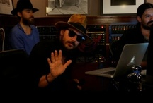 30 Seconds to Mars / Jared, Shannon, and Tomo ... and maybe a hint of Bart. *g* / by Rebecca