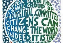 Social Activism... / by Kimberlee Robinson