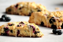fare | muffins & scones / by Hill's Kitchen