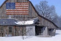 Barns / by Debra Smitherman Thompson