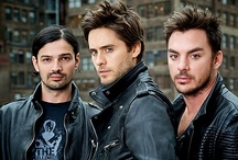 """30STM - TIW Era / Includes Jared's movie """"Mr. Nobody"""", which was filmed during this time period. / by Rebecca"""
