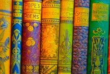 Books / Books...books...books and more books :O) / by *•.ɛïɜ .•*¨♥ Homes By Alex ♥¨**•.ɛïɜ ..•*