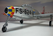 Scale models I have built... / by Len Roberto