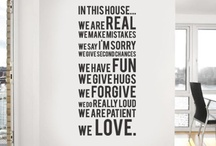 Inspirational Quotes / by Gilt Home