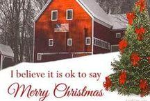 CHRISTMAS  / by Linda Steaples