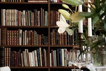 bibliotheque / Read more / by Connie Tiscareno