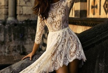 Lovely Lace / For those enchanted by the romance of lace... / by Little White Dress Bridal Shop