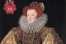 b_Tudor (1580s) - English Portraits / Paintings and images of Gentry 1580s dress in England. / by Bess Chilver