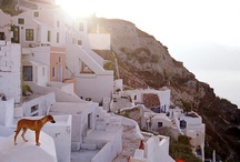WANDERLUST / travel destinations / by Serena Goh