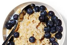 Better-for-You Breakfasts / Healthy breakfast recipes to get your day started on the right foot. / by FITNESS Magazine