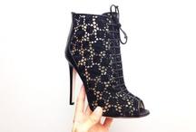 SHOE PORN / shoes shoes shoes / by Serena Goh