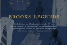 Brooks Legends / by Brooks Brothers