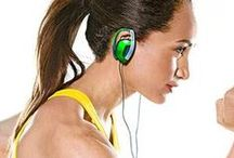Pumped-Up Workout Playlists / Refresh your workout with our latest built-for-sweat playlists.  / by FITNESS Magazine