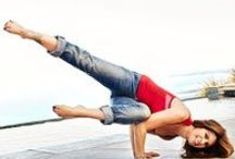 Celebs We Love  / Fun, fit celebs we love getting to know.  / by FITNESS Magazine