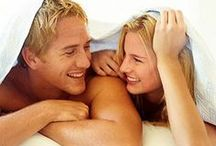 Spice Up Your Sex Life / Shake things up in the bedroom - not only will you and your partner grow closer, but you'll score extra health benefits (and burn cals).  / by FITNESS Magazine