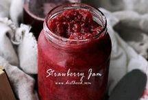 Jam, Jelly & Butter / by Tessa Curtis