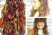 Cute Hairdos. / The ways I try to make my hair look but i fail at every attempt / by Brylee Hirschi