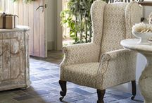 Wing Back Chairs / by Josie Connors