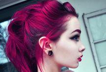 Hair <3 / by Kim Cote