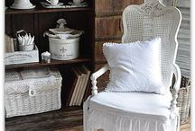 Shabby chic/ Boho/ Vintage / Comfy style  / by Mandy Atkins