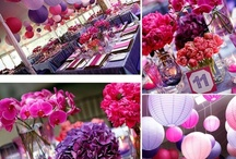 Wedding | Purple & Pink / by Taylor Made Soirées