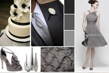 Wedding | Gray/Silver / by Taylor Made Soirées