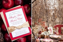 Wedding | Red & Gold / by Taylor Made Soirées