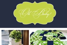 Wedding | Navy & Green / by Taylor Made Soirées