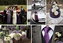 Wedding | Purple & Gray / by Taylor Made Soirées