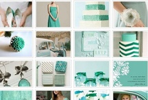 Wedding | Turquoise/Teal/Aqua / by Taylor Made Soirées