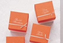 Wedding | Orange / by Taylor Made Soirées
