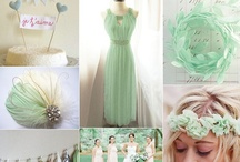 Wedding | Mint / by Taylor Made Soirées