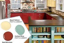 Ideas for the Home / by Amanda Taylor-Walker