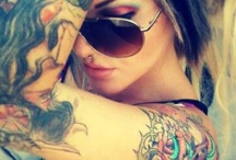 Tatts / by Christa Bottoms