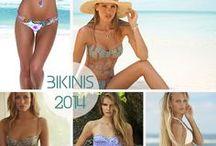 BikinisBikinisBikinis / by Sylvia S