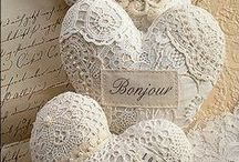 Hearts / by Minnie Robbins