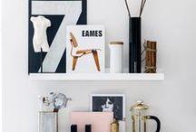 .decor items. / by Jessie