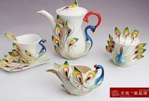 Tea Sets / by Kim Donohoe Ebersberger-Heil