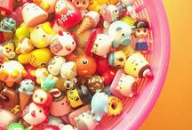 .collect toys. / by Jessie