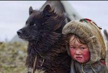 Tribal, primitive, native. / by Michail Sapoval