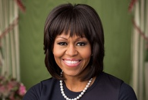 First Lady Michelle Obama / by Francyne Walker