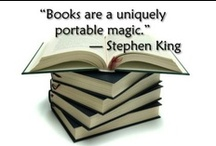 Portable Magic / Fly with the wings of books and let alone imagination. Enter the vast world unseen, be a character - the hero, or the evil stepmother. Hold a book close to your heart. Read and explore.  CZARINA LEI PINEDA/19/MARCH 24,199 / by Christine Collins Jackson