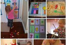 Kid Activities / by Kateara Bennett