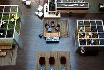 Commercial Interior Design / unique contract spaces / by Autumn Ash