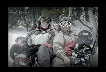 Family Snowboarding / Good times hitting the slopes at Tamarack Resort / by B&K Painting