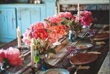Tablescapes / by Emily Spicer