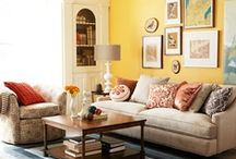 Living Room / by Chryll Koster