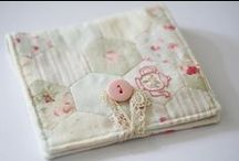 a book with needles / needlebooks and the like / by Erin @ Why Not Sew?